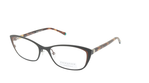 Face A Face Eyeglasses Frame JOYCE 2 Col. 9484 Acetate Satin Black Chocolate