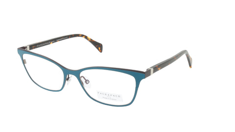 Face A Face Eyeglasses Frame HEIDI 2 Col. 9449 Acetate Metal Duck Blue Turtoise