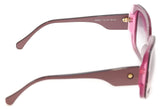 Face A Face Sunglasses Frame Paris Moons 1 474 Violet Plastic Italy Hand Made - Frame Bay