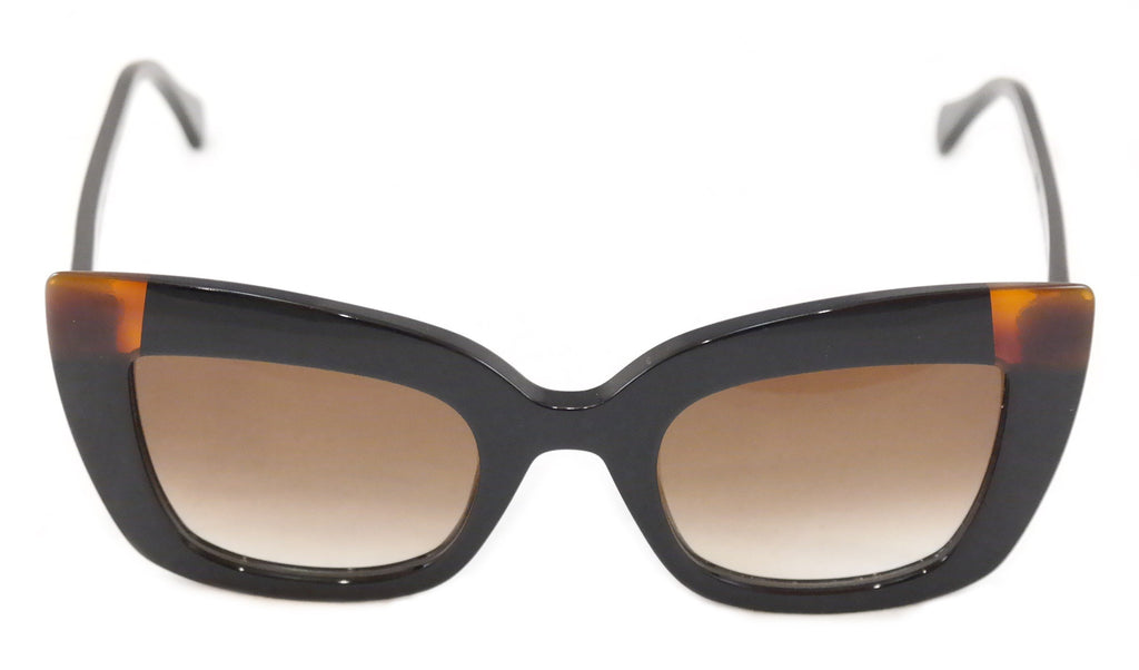 Face A Face Sunglasses Poppy 2 053 Black Demi Blonde Totortoise Italy Hand Made