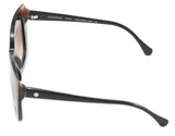 Face A Face Sunglasses Poppy 2 053 Black Demi Blonde Totortoise Italy Hand Made - Frame Bay