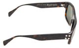 Face A Face Sunglasses Punk Him 3 2084 Plastic Tortoise Satin Italy Hand Made