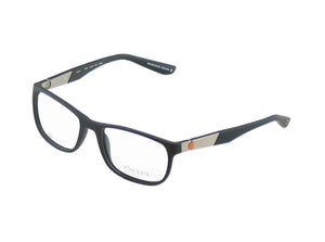 OGA Morel Eyeglasses Frame 71970 NG031 Matte Black Plastic France Made 57-19-140