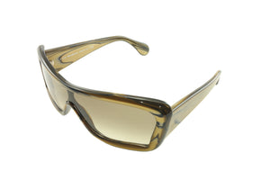 John Galliano New Sunglasses Frame JG04 033P Acetate Light Brown Italy