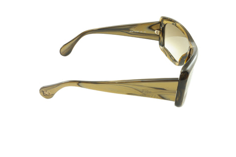 Image of John Galliano New Sunglasses Frame JG04 033P Acetate Light Brown Italy