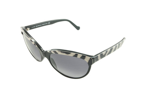 Image of John Galliano New Sunglasses Frame JG07 99B Acetate Black White Italy
