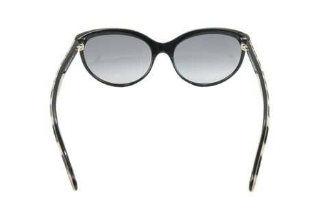 John Galliano New Sunglasses Frame JG07 99B Acetate Black White Italy