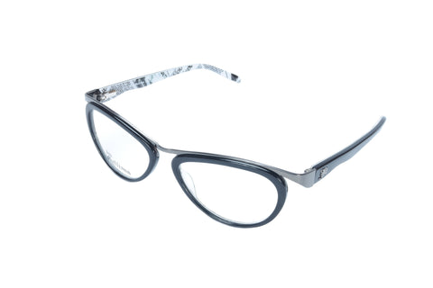John Galliano Eyeglasses Frame JG5008 004 Acetate Metal Italy Made