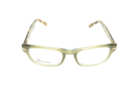 Image of John Galliano Eyeglasses Frame JG5015 093 Acetate Grey Brown