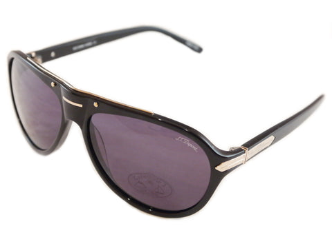 S. T. Dupont Sunglasses ST003 Plastic Italy 100% UV Category 3 Lenses 59-15-140 - Frame Bay