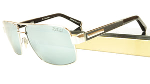 ZILLI Sunglasses Titanium Hand Made Acetate Polarized France ZI 65001 C02