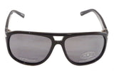 S. T. Dupont Sunglasses ST001 Plastic Italy 100% UV Category 3 Lenses 59-15-140 - Frame Bay