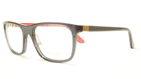 Face A Face ALIUM SKY 2 Col 203 Grey Red Eyeglasses France Made - Frame Bay