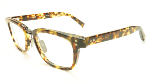 Dita Atlas Eyeglasses Frame DRX-2063-B-TKT-BLK-51 Tortoise Japan Made 51-19-147 - Frame Bay