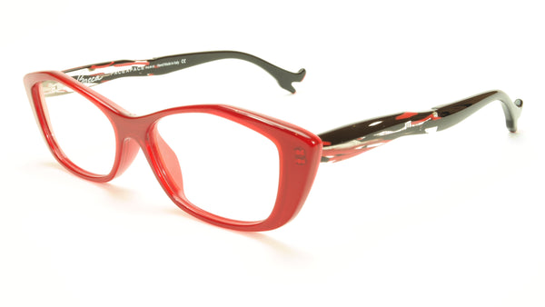 Face A Face Bocca Sexy 4 Col 2016 Red Black Eyeglasses Italy Made - Frame Bay