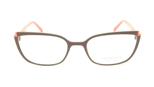 Face A Face Books 1 Col. 9560 Eyeglasses France Made 53-19-135 - Frame Bay