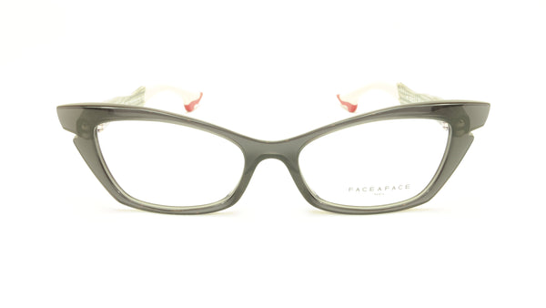 Face A Face Bocca Sixties 1 Col. 203 Italy Made Eyeglasses 53-16-148 - Frame Bay