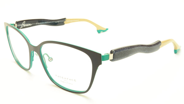 Face A Face Bocca City 4 Col. 9397 Eyeglasses France Made 54-16-142 Glasses - Frame Bay