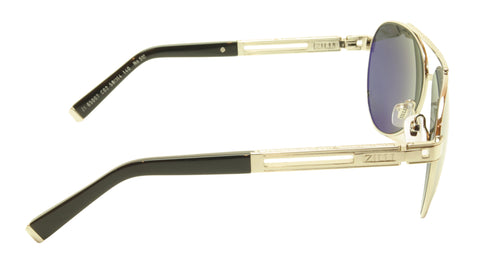 Image of ZILLI Sunglasses Titanium Hand Made Acetate Polarized France ZI 65007 C02 510