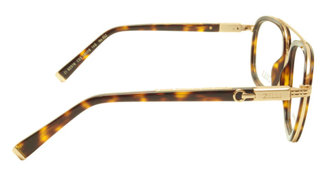 Image of ZILLI Eyeglasses Frame Acetate Titanium Tortoise France Hand Made ZI 60016 C03