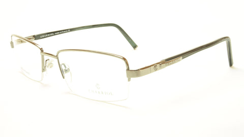 Charriol Eyeglasses Frame PC7392 Gunmetal Metal France Made 55-20-140 - Frame Bay