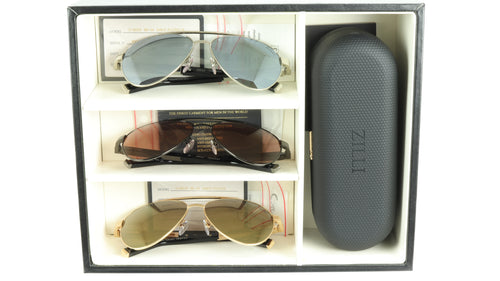 Sport ZILLI Boxset Sunglasses Mountain Courchevel Sea Saint-Tropez Golf Saint-Andrews ZI 65007 - Frame Bay