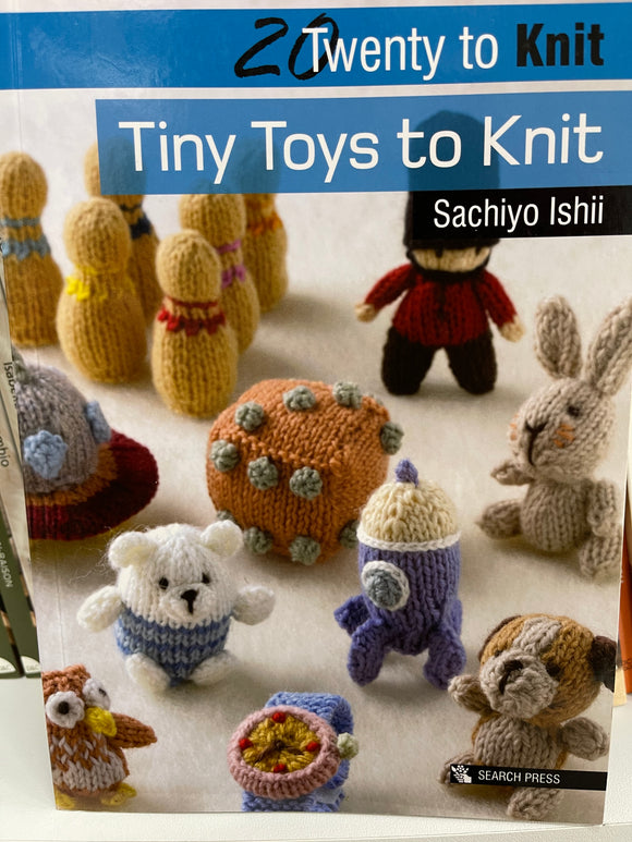 Tiny Toys to Knit