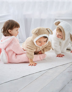 Snuggly Bunny 5306 -Baby Patterns