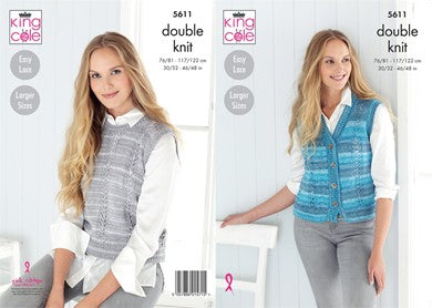King Cole Pattern 5611