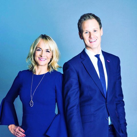 Louise Minchin wears VIXI jewellery in official 2018 BBC photos