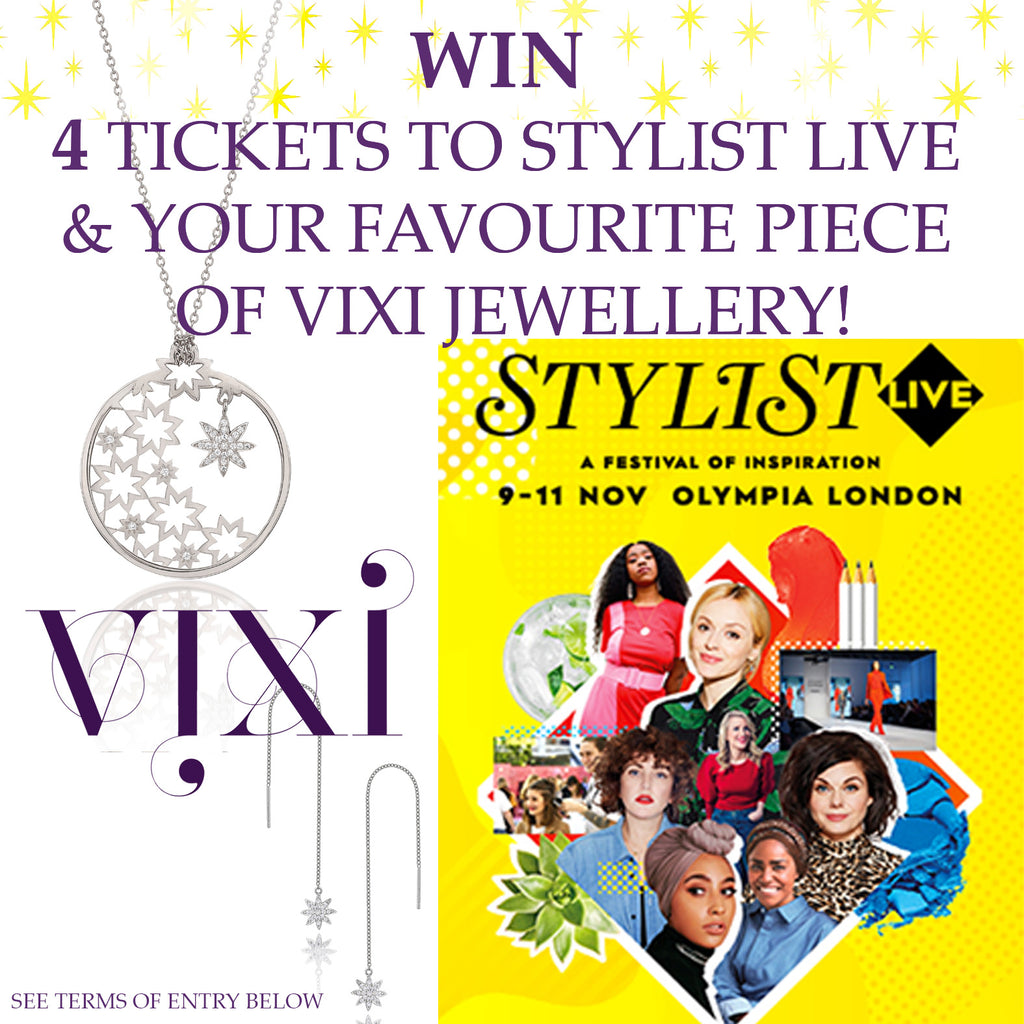 COMPETITION!! TREAT YOURSELF & 3 FRIENDS TO A DAY OUT AT STYLIST LIVE IN NOV!