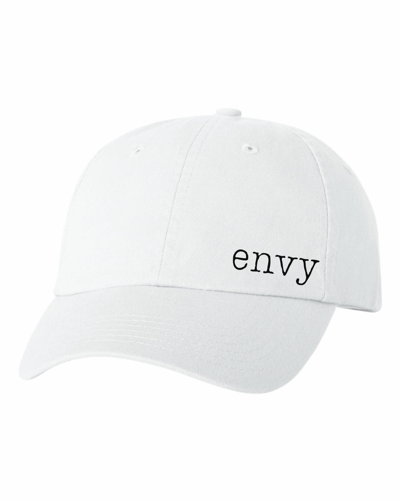 White Envy Hat