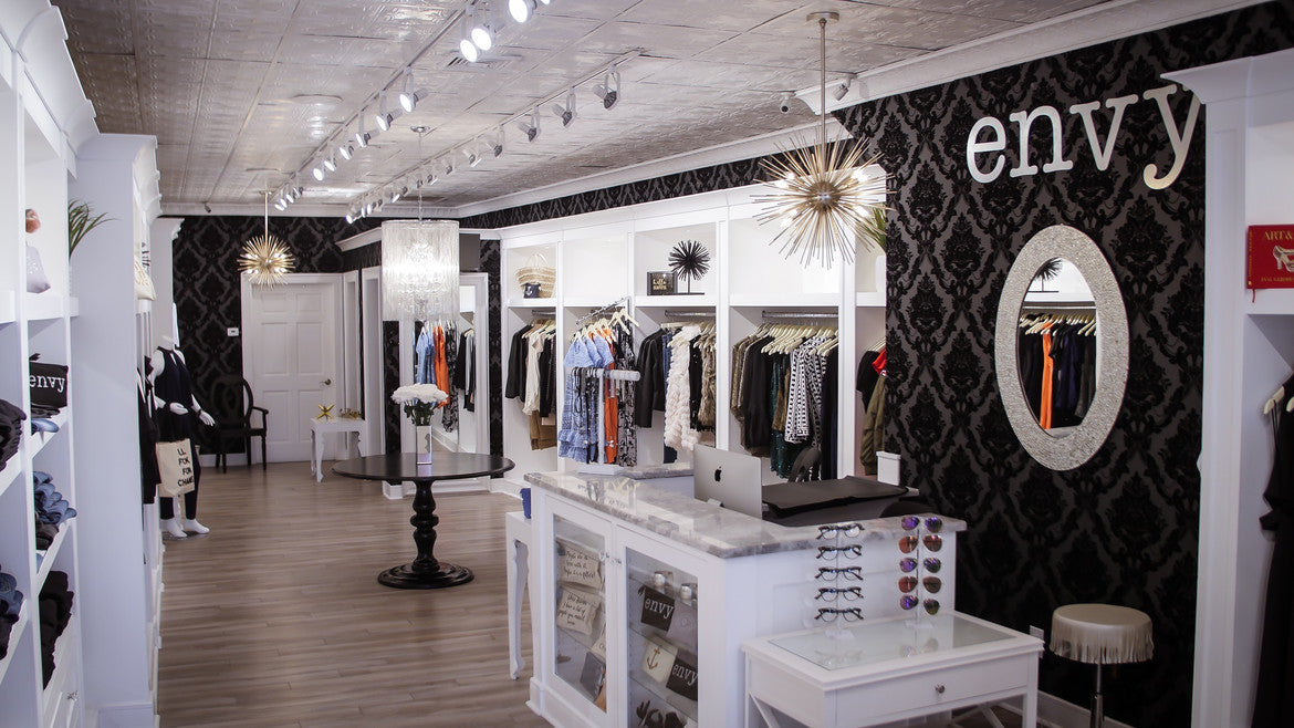 Envy clothing store halifax
