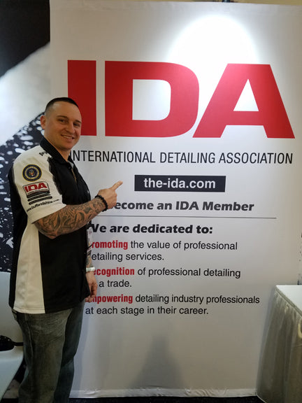 2018 President of the International Detailing Association