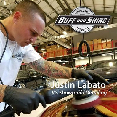 Justin Labato named as spokesman for Buff and Shine Manufacturing