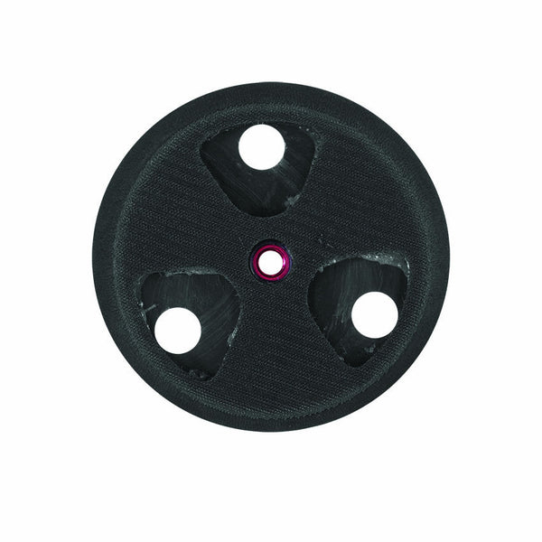 """7"""" Rigid Grip Backing Plate with Ventilation Holes"""