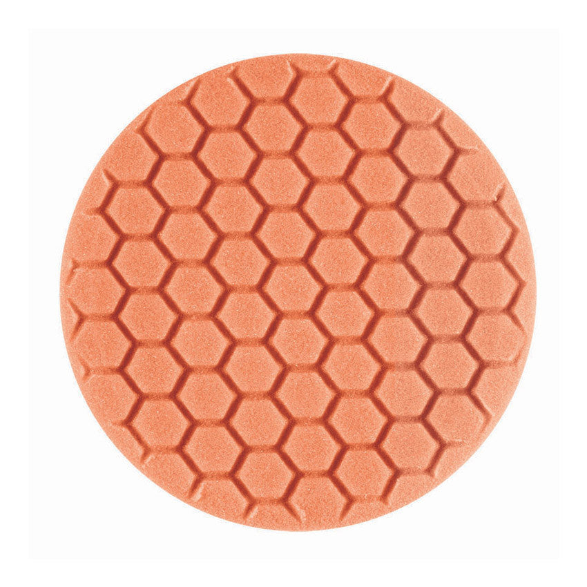 75 Center Ring Hex Euro Prepolymer Foam Pads 680RH