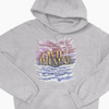 """I WILL PRAISE"" - Unisex Hoodie (Sports Grey) - Walk by Faith Apparel"