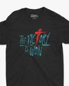 """The Victory is Won"" — Men's Crew Tee (Black)"