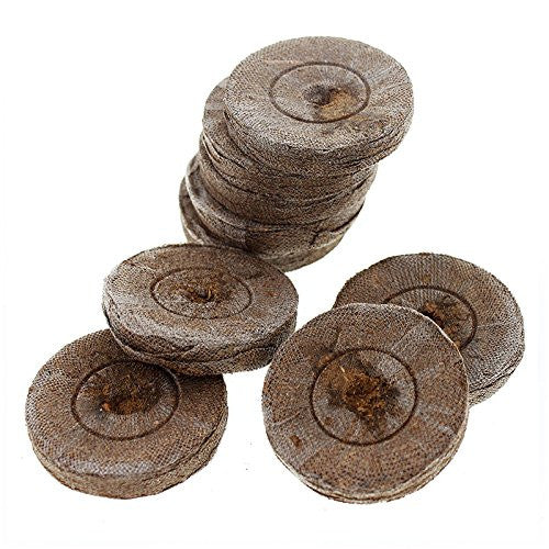 Jiffy Peat Pellets (50ct - 42mm)