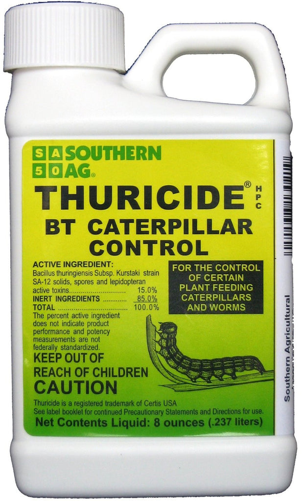 Southern AG Thuricide HPC Concentrate, 8 oz