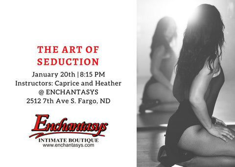 The Art of Seduction Fargo Store
