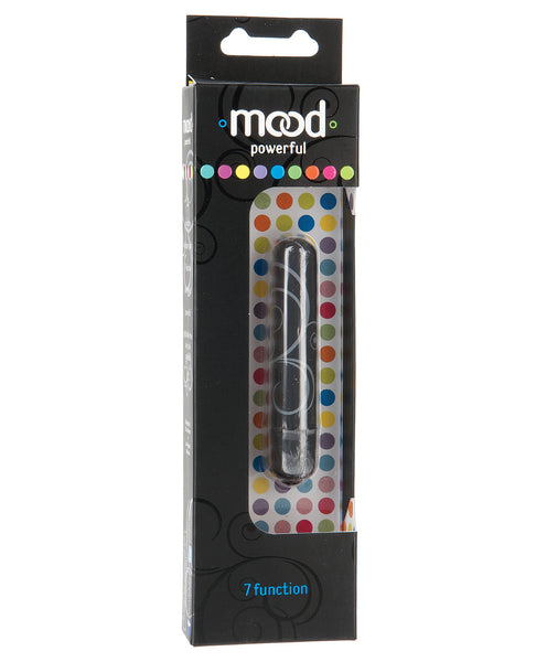 Mood 7 Function Bullet Small - Black