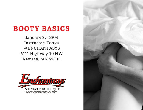 Ramsey Class Booty Basics Jan 27th