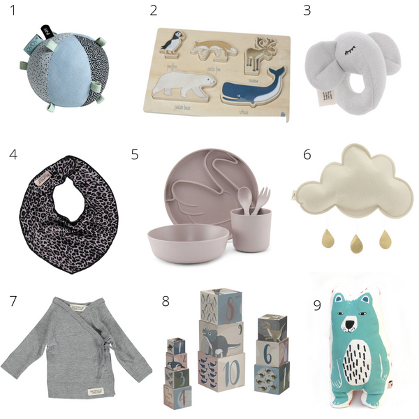 Gift Ideas for Under £25 and Under £50 for Babies and Toddlers