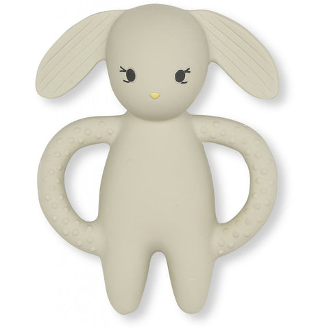 Natural Rubber Baby Teether Rabbit