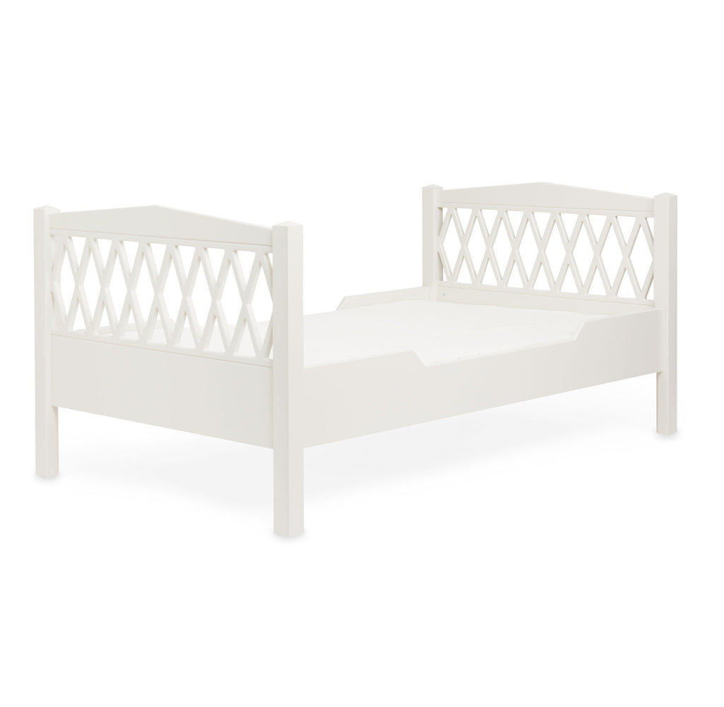 Harlequin Junior Bed (Extendable) - Light Sand