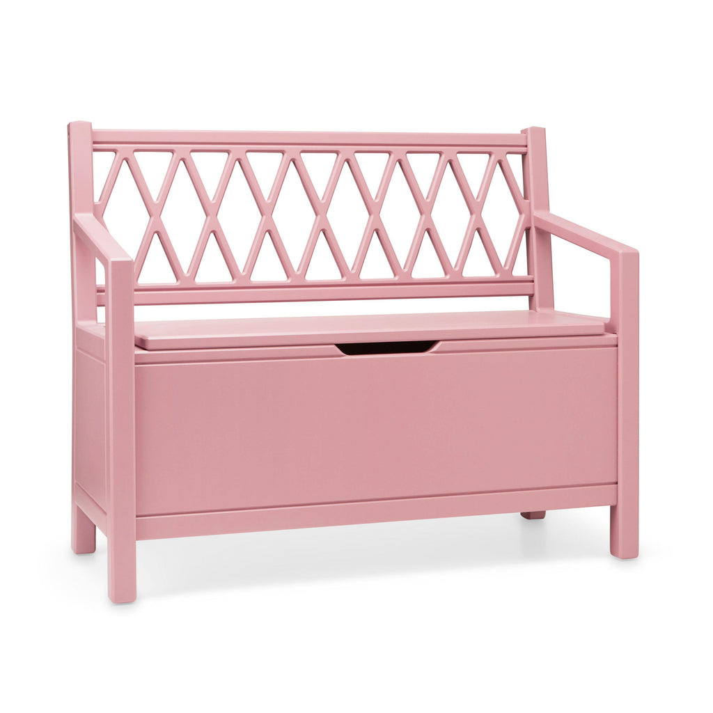 Harlequin Storage Bench - Petrol (BACK SOON - PRE-ORDER)