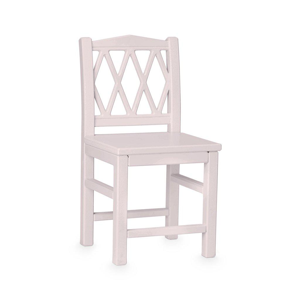 Harlequin Kids Chair - White (BACK SOON - PRE-ORDER)