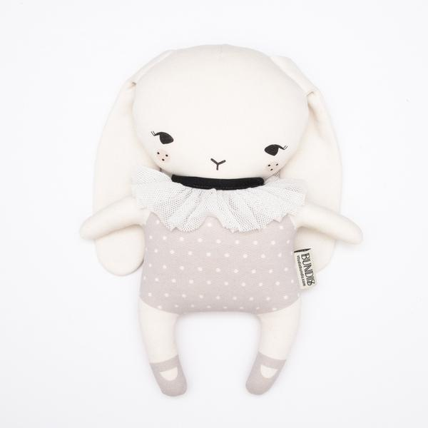 Studio Bundis Bunny Soft Toy / Doll - Organic Soft Toys for Kids - BONORDIC